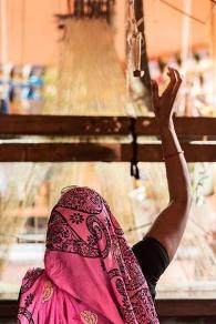 Bodice weaver